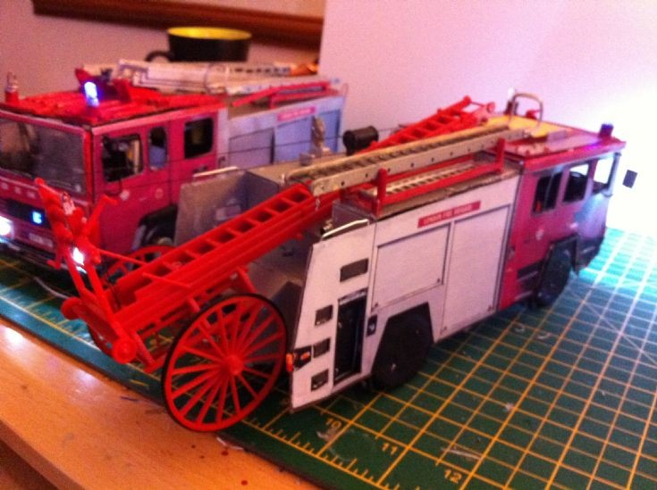 1:32 Scale LFB Shelvoke