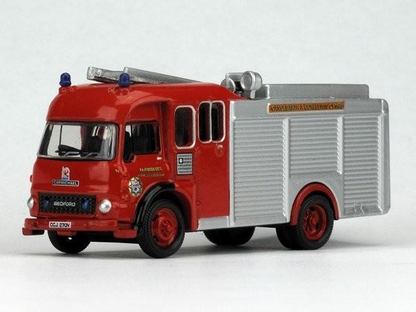 Bedford TK Carmichael Oxford Fire Appliance