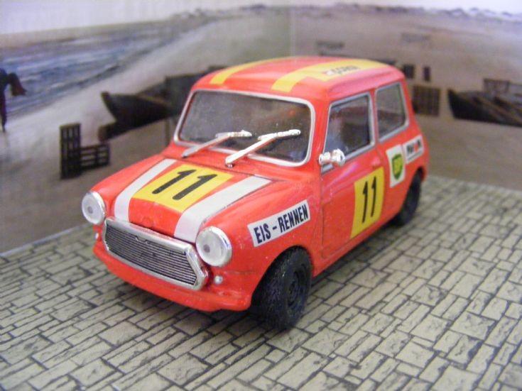 Transport Models Austin Mini Cooper