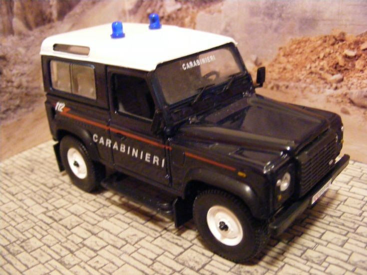 Land Rover Defender 88 SWB
