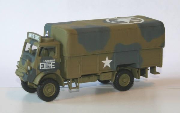 Corgi 1/43 Bedford Army Fire Service