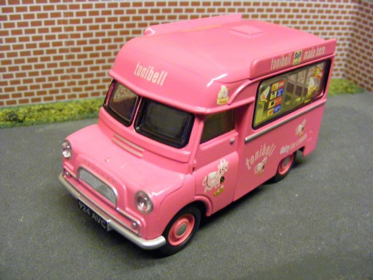 1952/58 Bedford CA Ice Cram Van