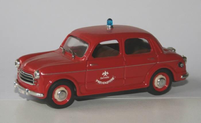 Progetto-K 1/43 Fiat 1100 Prevenzione