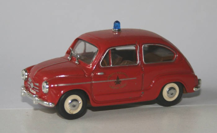 Progetto-K 1/43 Fiat 600