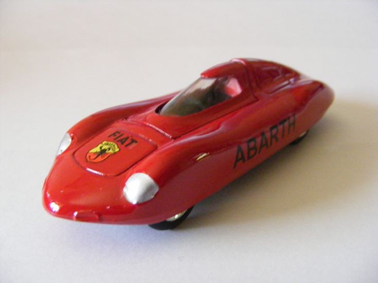 1961 Fiat-Abarth Record Car