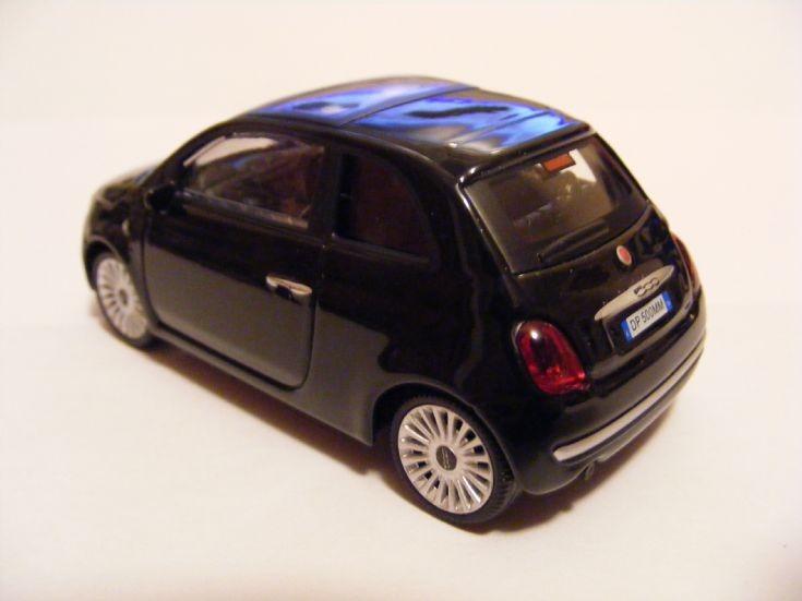 2007 Fiat Nuova 500