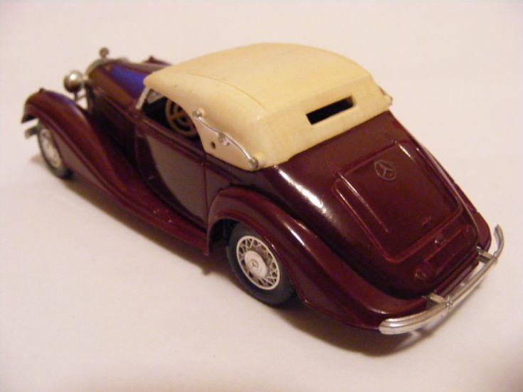 Mercedes Benz 540K Cabriolet model
