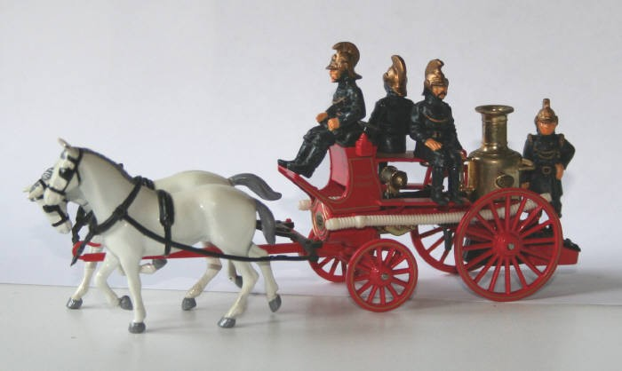 Matchbox 1/43 Merryweather steam engine