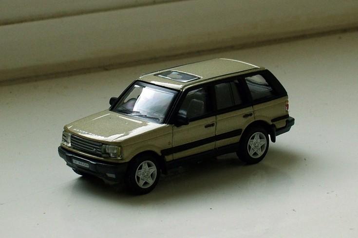 Range Rover 4.6HSE