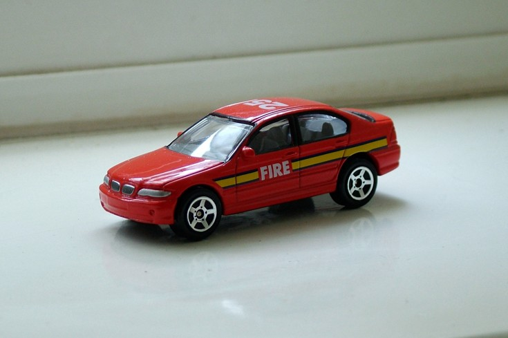BMW 3 Fire Chief