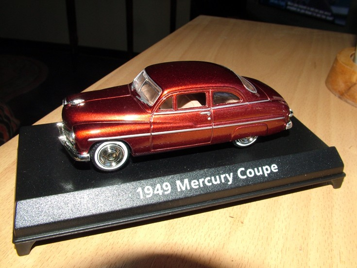 Mercury 8 Coupe