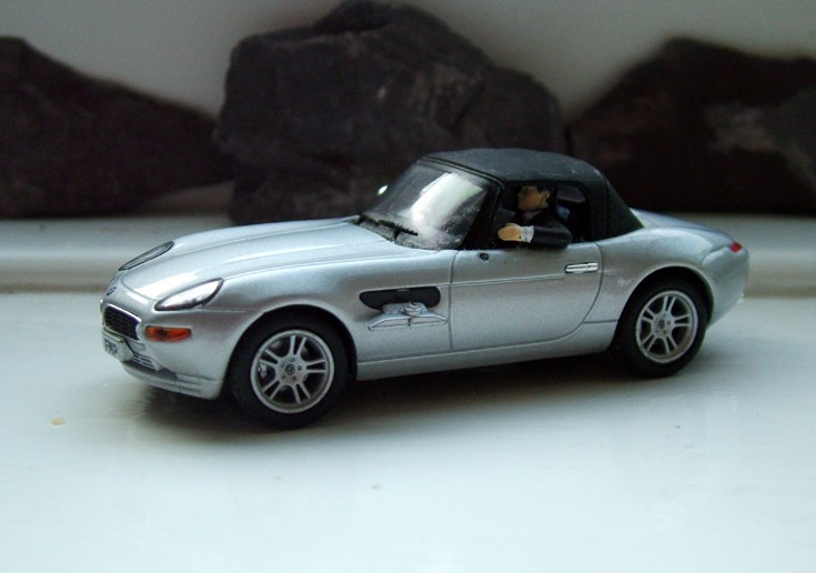 Transport Models Bmw Z8 007