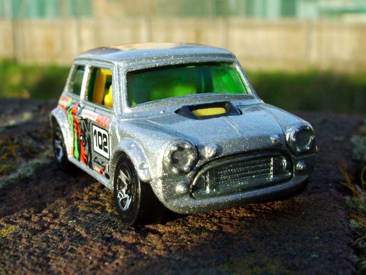 Met Silver Classic Mini