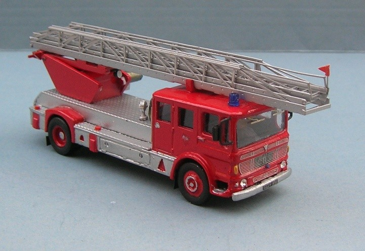 AEC Merryweather TLP East Sussex Fire Brigade GDY 99F