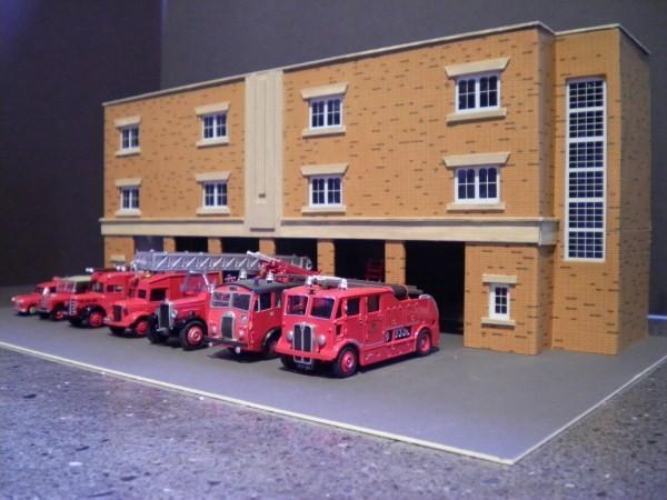 City Centre fire station
