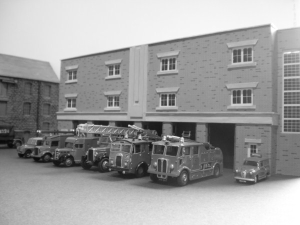 1960's fire station 1