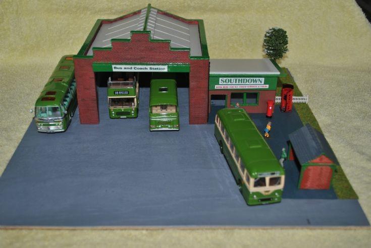 Southdown Bus Depot