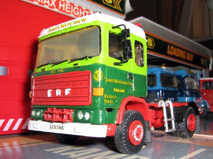 Model of ERF B Series