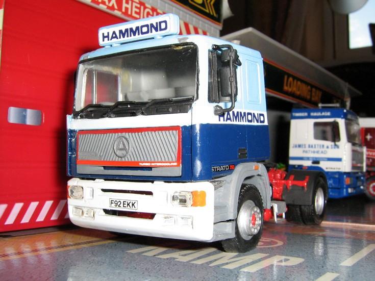 Hammond truck