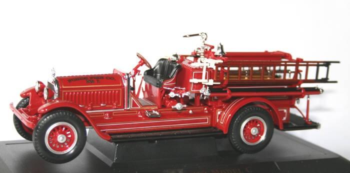YatMing 1/43 Stutz model C pumper