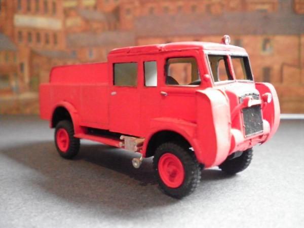 Bedford QL - Pyrene foam tender
