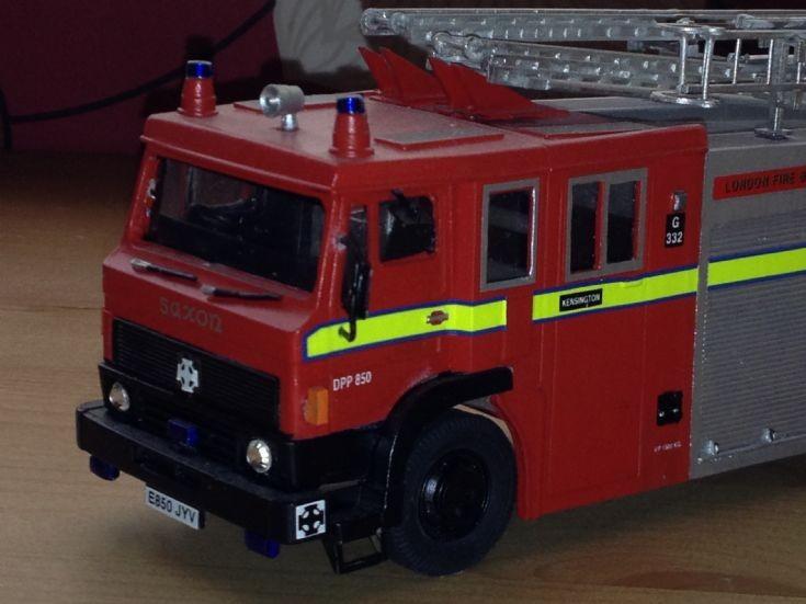 Fire Brigade Models Saxon kit