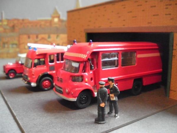 Leyland control unit