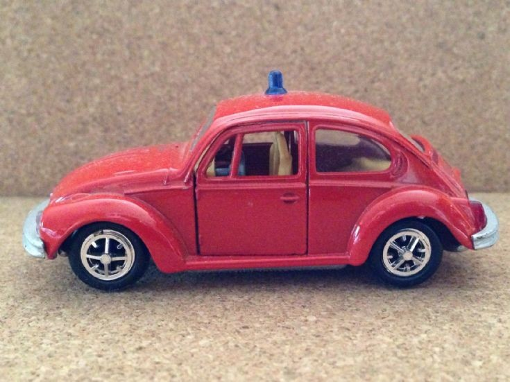 Gama VW Beetle Fire Chief Car