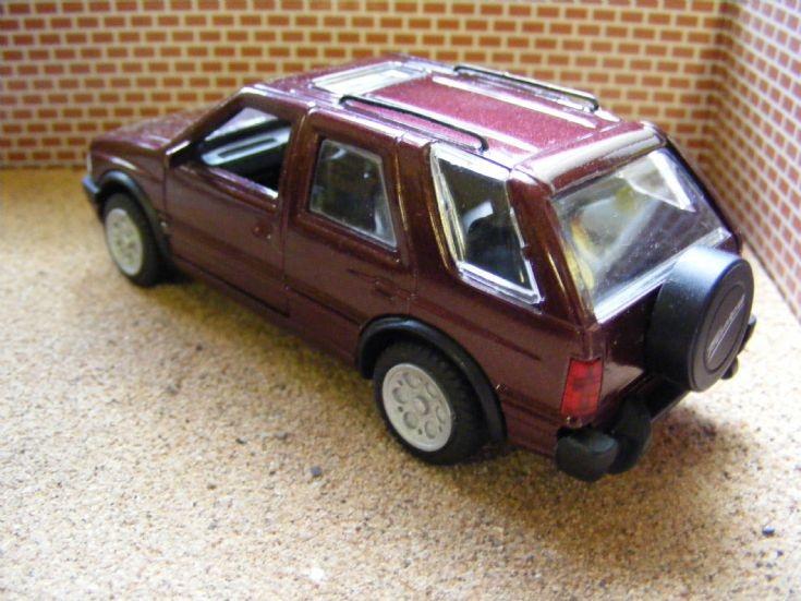 1991 Vauxhall Frontera Series 1 SUV
