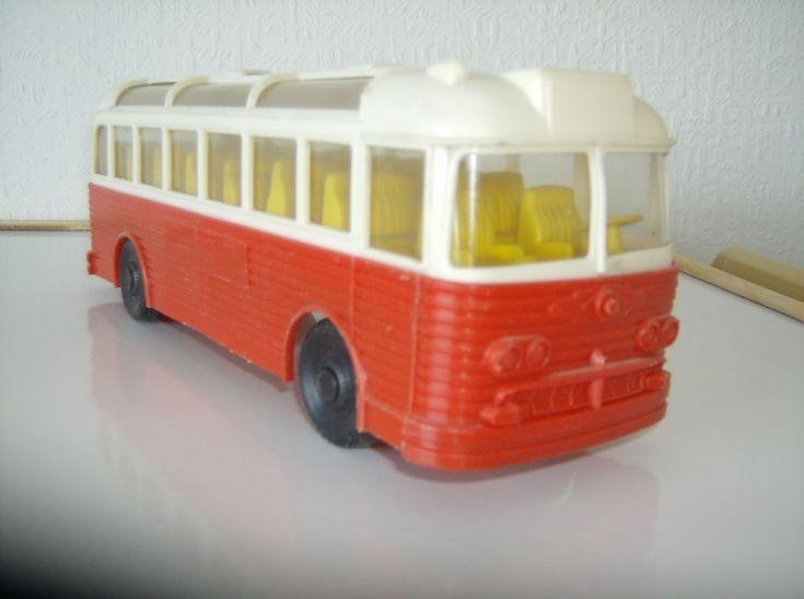 Unknown Coach 1960's