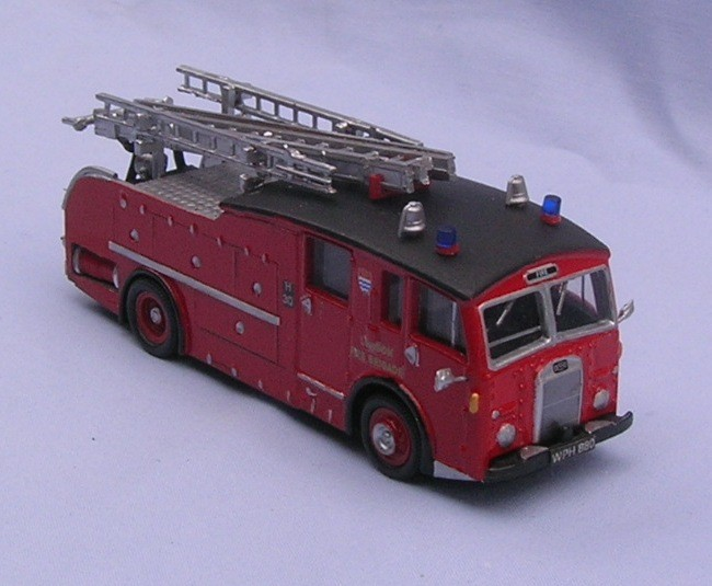 Dennis F15 Pump London Fire Brigade WPH 880