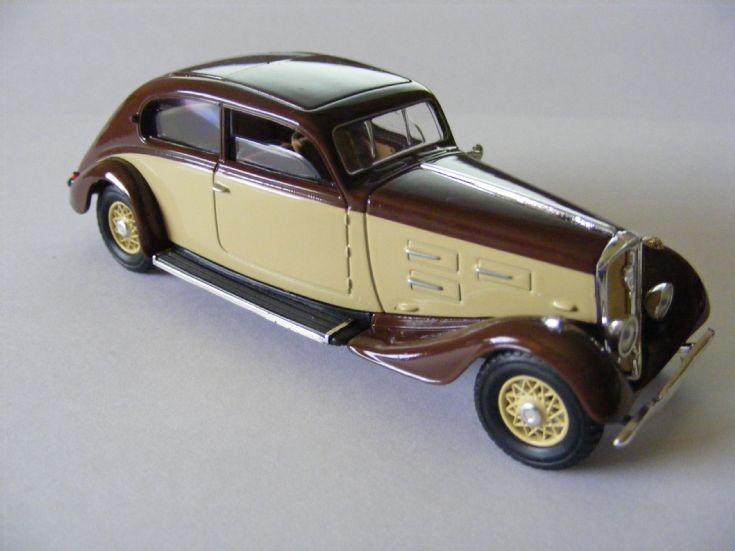 1934 Peugeot 601 'Coach Fusele'