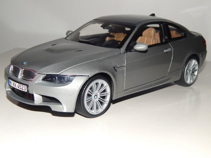 1:18 scale Motor Max Models BMW M3 Coupe.