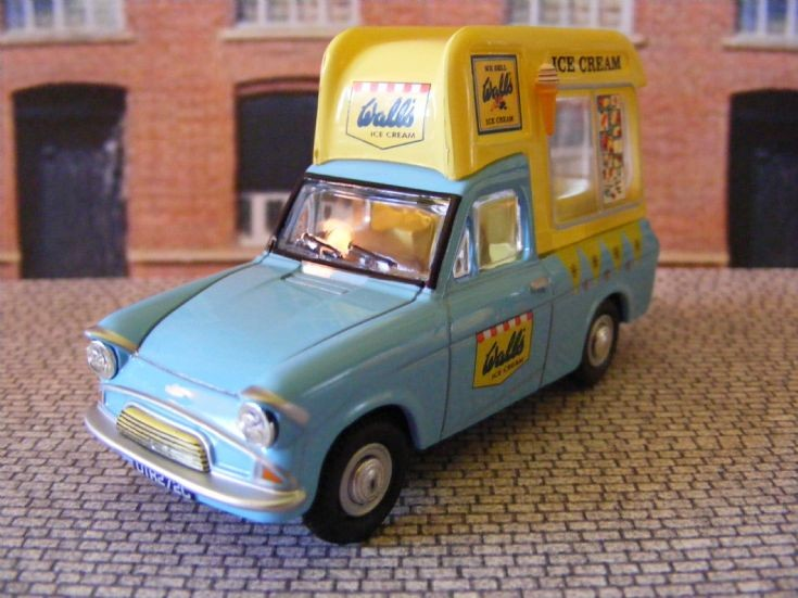 1962-67 Ford Thames 309E Ice Cream Van