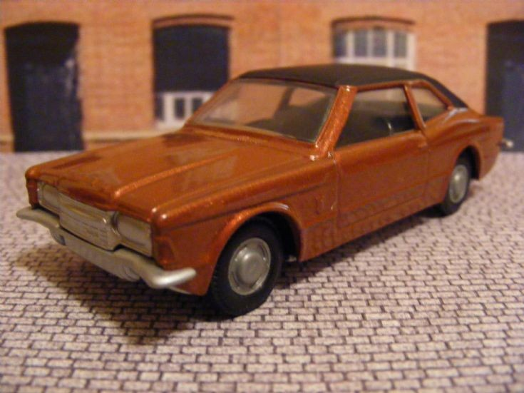 1970-76 Ford Cortina Mk 3 Saloon