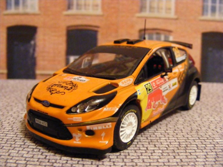 2009-10 Ford Fiesta S2000 Rally Car
