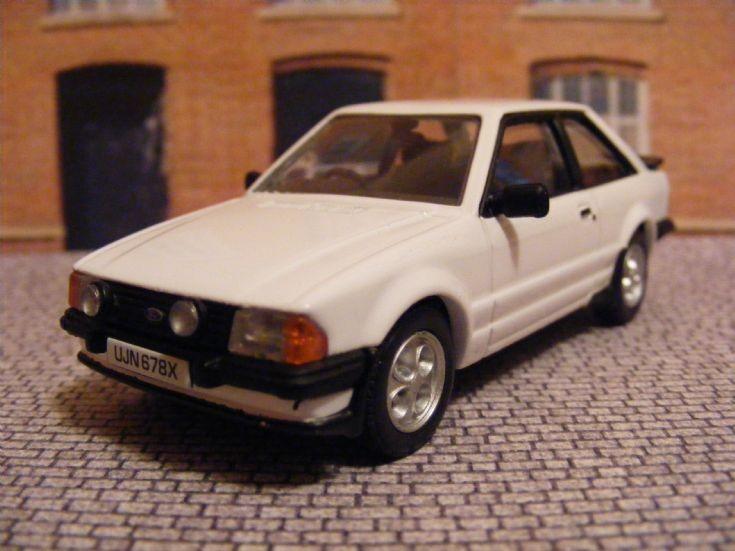 1980-83 Ford Escort Mk 3 XR3 Hatchback