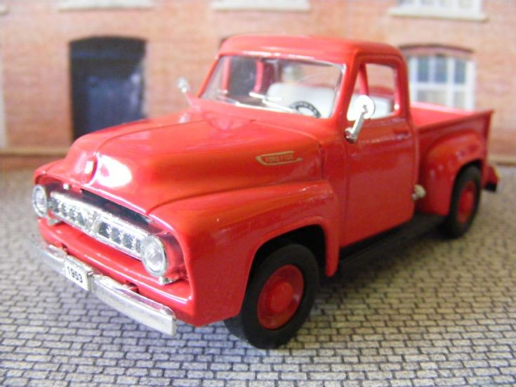 1953-56 Ford F-100 Step-Side Pickup