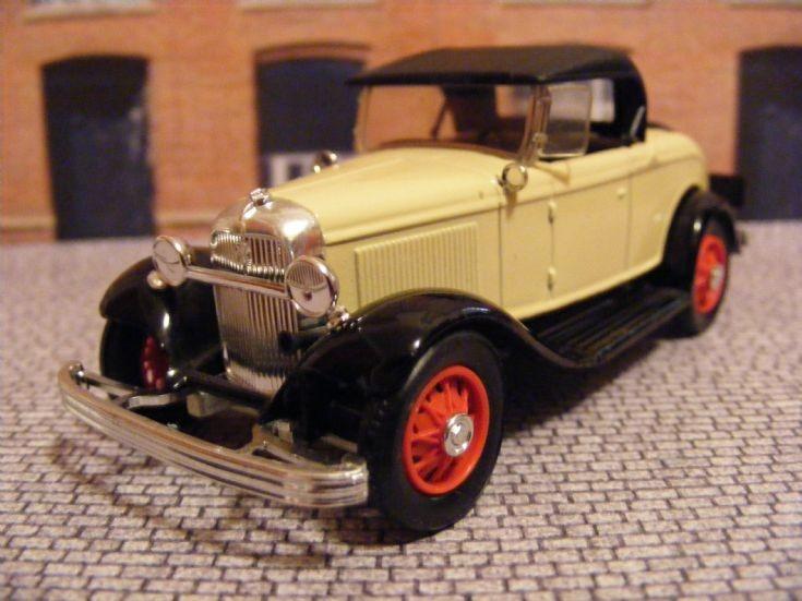 1932-34 Ford Model 'B' V8 'Capote' Roadster
