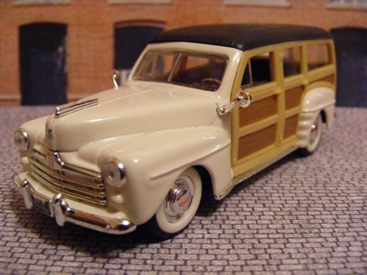 1946-48 Ford V8 Super deluxe Stationwagon