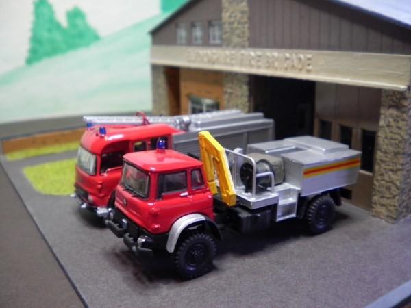 Bedford TM rural appliance