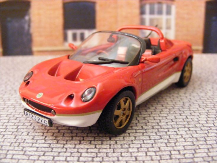 1996-2001 Lotus Elise Type 49 Series 1 Roadster