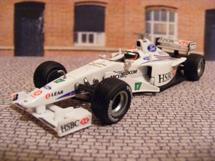 1999 Stewart-Ford SF3 Formula 1 Car