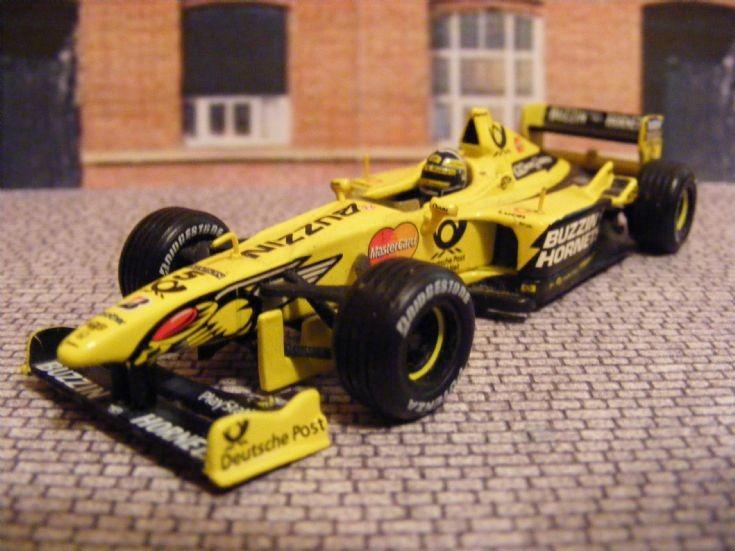 1999 Jordan 199 Formula 1 Car