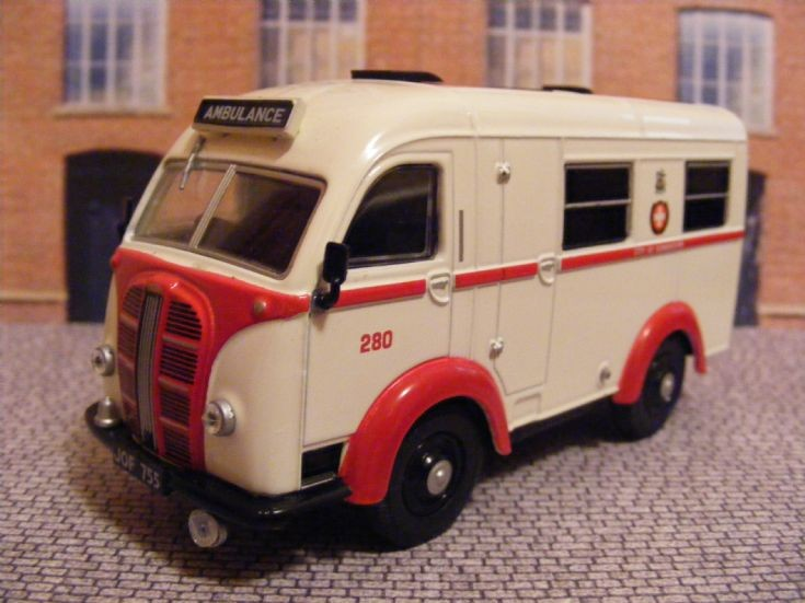 1948-55 Austin K8 Welfarer Ambulance