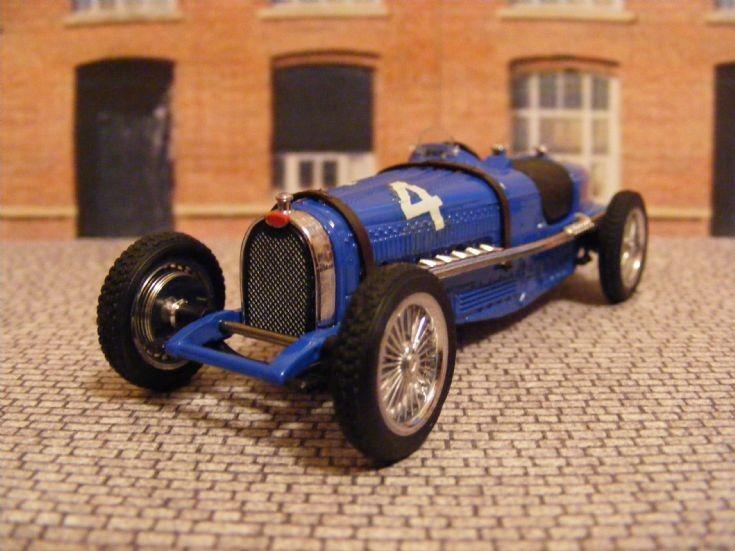transport models 1934 bugatti type 59 grand prix car. Black Bedroom Furniture Sets. Home Design Ideas