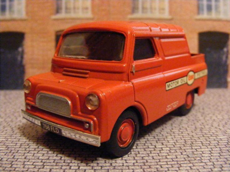 1958-64 Bedford CA Mk 2 Pickup