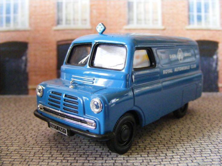 1952-58 Bedford CA Mk 1 10cwt Panel Van
