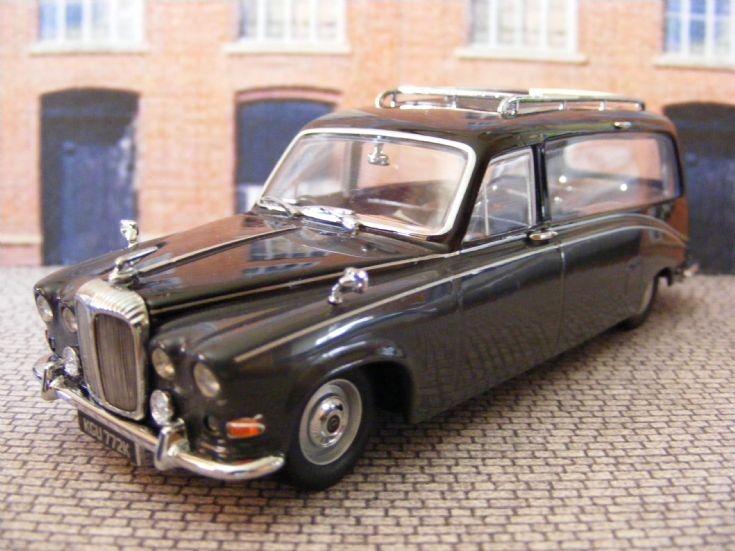 1968-74 Daimler DS420 Series 1 Hearse