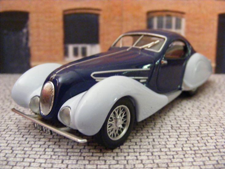 1938-39 Talbot-Lago T150CSS Figoni Falaschi Bodied Coupe